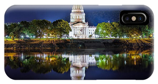 Wv Capitol IPhone Case