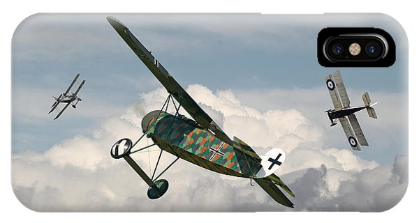 Ww1 - Spoiled For Choice IPhone Case
