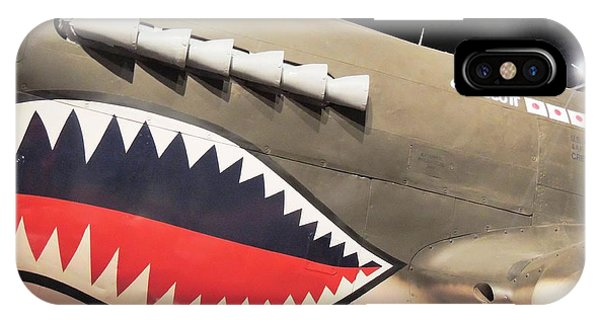 Wwii Shark IPhone Case