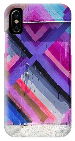 Wynwood Door Series 16 IPhone Case