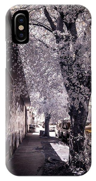 Wynwood Treet Shadow IPhone Case