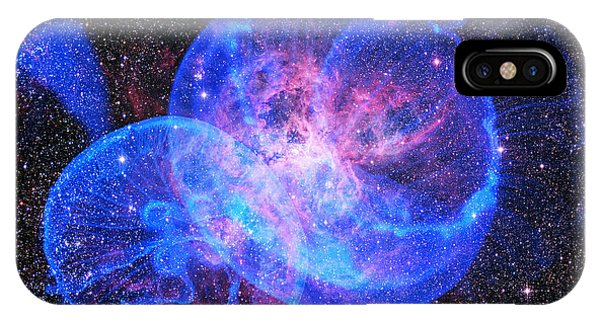 X-factor In Universe. Strangers In The Night IPhone Case