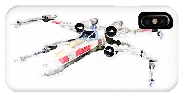 X-wing IPhone Case