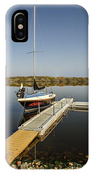 iPhone Case - Yacht by Viktor Birkus