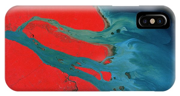 Yangtze Delta And Shangai Phone Case by Mda Information Systems/science Photo Library
