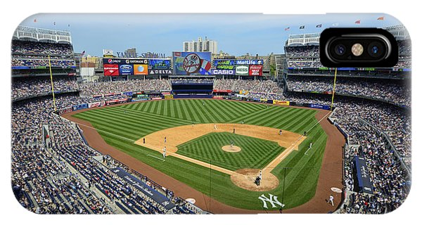 Yankee Stadium IPhone Case