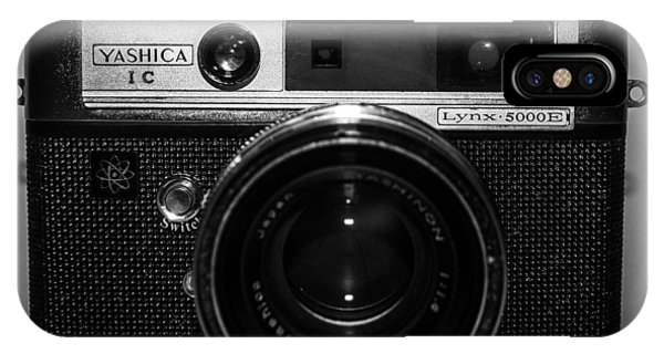 Yashica 1c IPhone Case