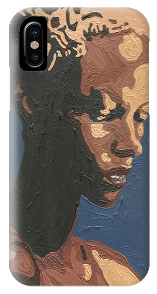 Yasmin Warsame IPhone Case