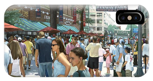Yawkey Way IPhone Case