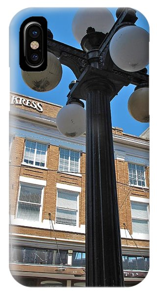 Ybor City 2010 5 IPhone Case