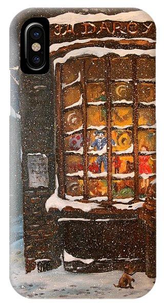 Ye Old Toy Shoppe IPhone Case