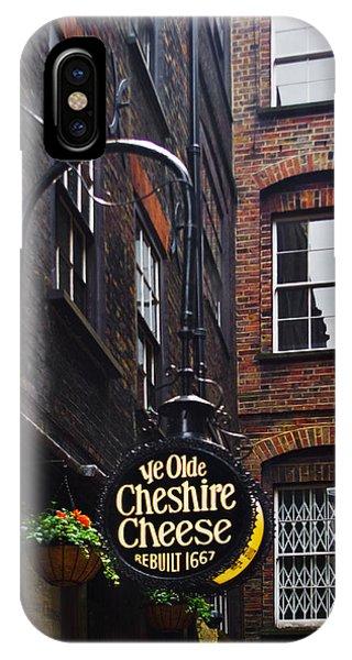 Ye Olde Pub IPhone Case