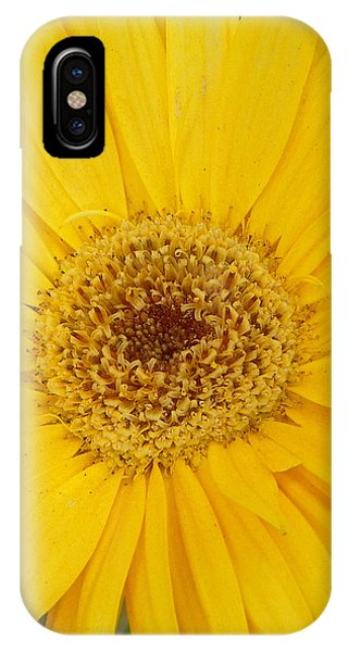 Yellow Fusion Phone Case by Sheri McLeroy