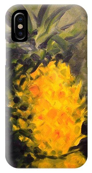 Yellow Light IPhone Case
