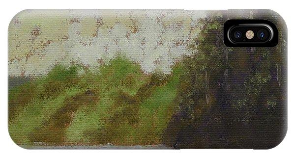Yellow Mist IPhone Case