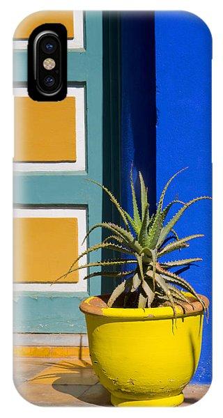 Yellow Pot  IPhone Case