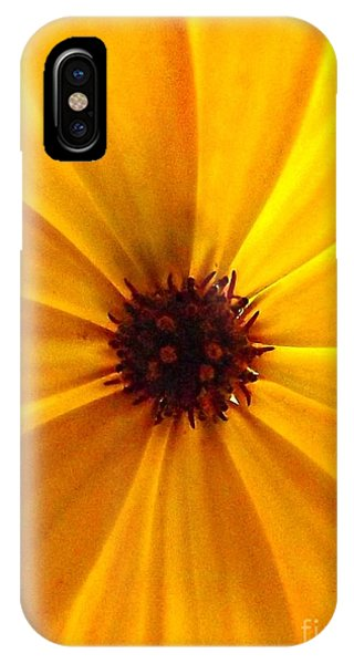 Yellow Splendour IPhone Case