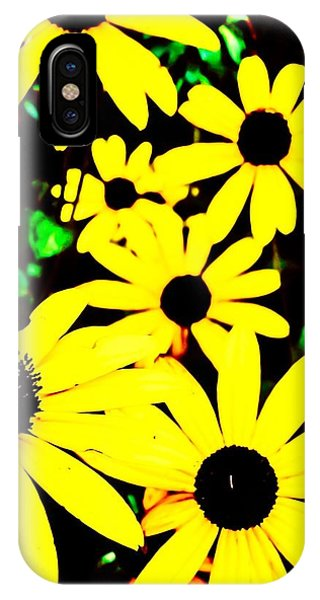 Yellow Stroll Phone Case by Paul Tully