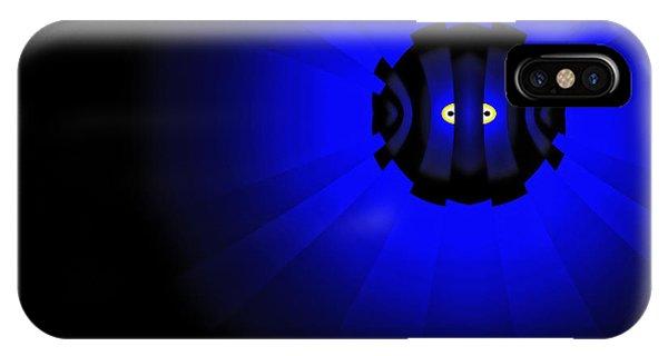 Yellow Submariner IPhone Case
