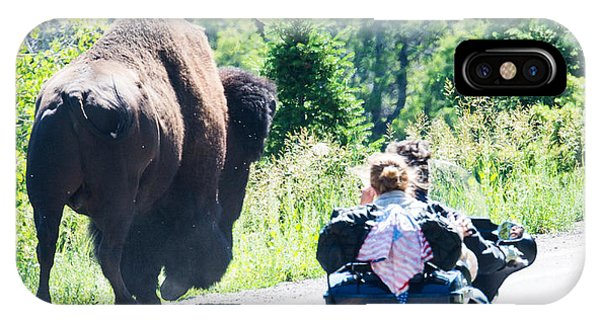 Yellowstone Road Hog IPhone Case