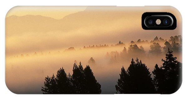 Yellowstone Sunrise IPhone Case