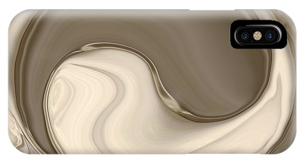 Yin Yang Phone Case by Chad Miller
