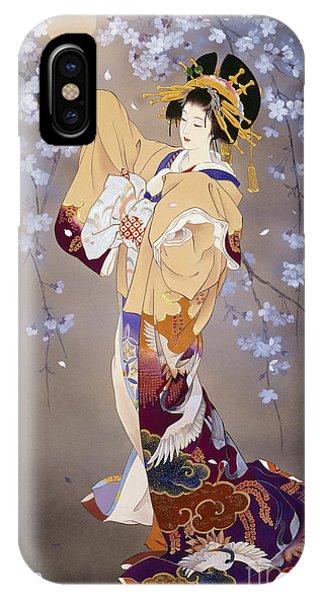 Asia iPhone Case - Yoi by Haruyo Morita