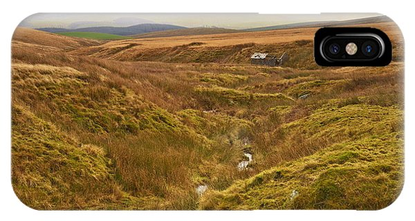 Yorkshire Dales Moorland IPhone Case