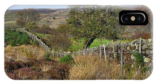 Yorkshire Moors England IPhone Case