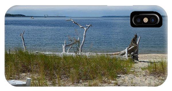 Yorktown Va Beach IPhone Case