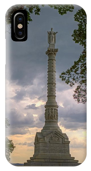 Yorktown Victory Monument IPhone Case