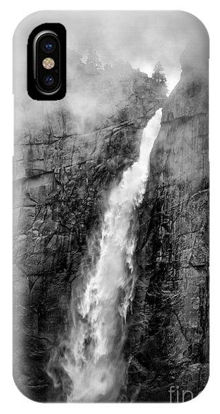 Yosemite Fall IPhone Case