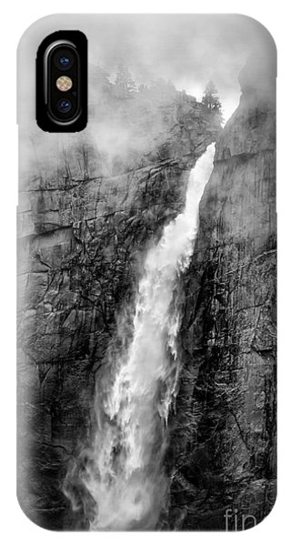 Yosemite Fall IPhone Case