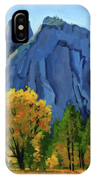 Yosemite Oaks IPhone Case