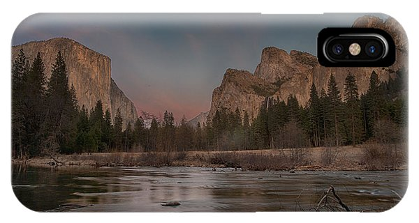 Bridal iPhone Case - Yosemite Sunset by Bill Roberts