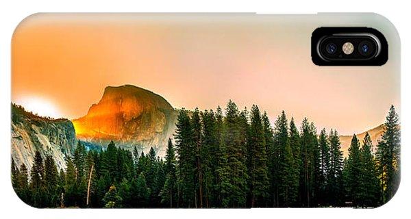 Us National Parks iPhone Case - Sunrise Surprise by Az Jackson