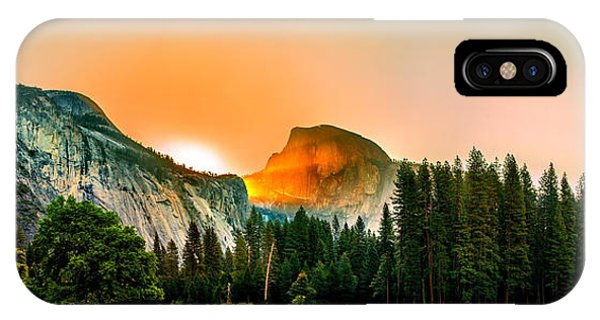 Sunrise Surprise IPhone Case