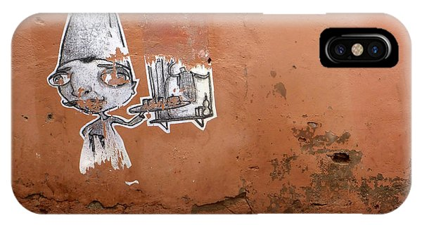 Free Will iPhone Case - You Can Leave Your Hat On by A Rey
