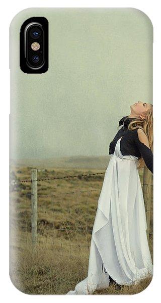 Romantic iPhone Case - You Raise Me Up by Evelina Kremsdorf