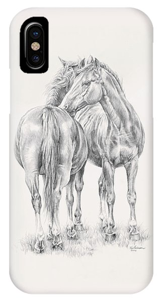 You Scratch My Back I'll Scratch Yours IPhone Case