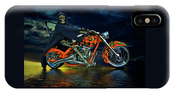 Your Ride Awaits IPhone Case