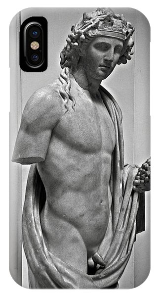 Youthful Dionysus IPhone Case