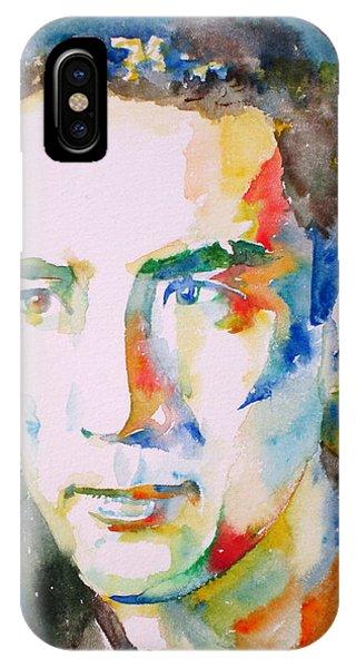 Yukio Mishima IPhone Case