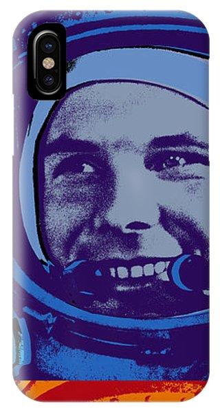 Yuri Gagarin  IPhone Case
