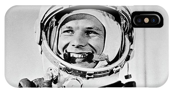 Yuri Gagarin Phone Case by Sputnik/science Photo Library