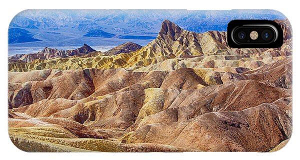 Zabriskie Point IPhone Case