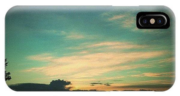 Beautiful Sunrise iPhone Case - Zakats by Raimond Klavins