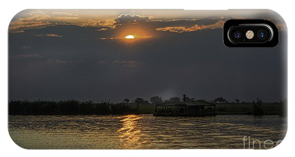 Zambezi River IPhone Case