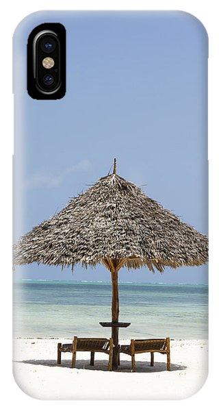 Zanzibar Phone Case by Pier Giorgio Mariani