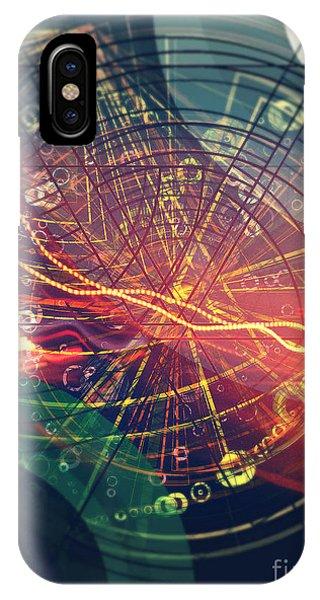 Zap Phone Case by Jose Benavides